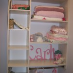 Antique White Closet 1(Bellingham)