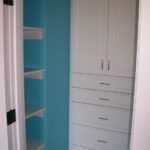 Bright White Walk-In Kids Closet 2 (Lynden)